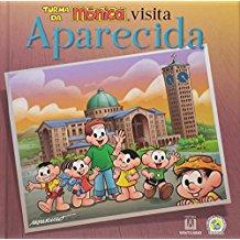TM - VISITA APARECIDA - CAPA DURA