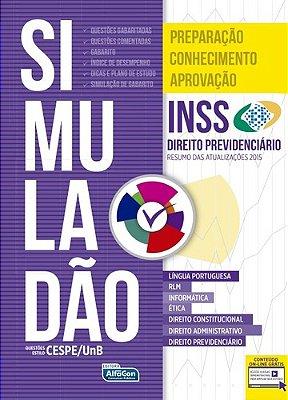 SIMULADAO - INSS - 01ED/15