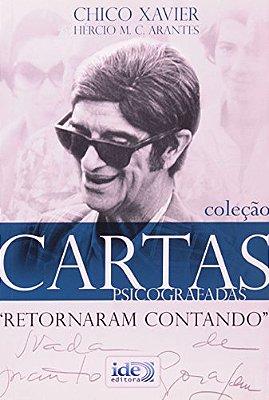 RETORNARAM CONTANDO - CARTAS PSICOGRAFADAS