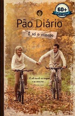 PAO DIARIO - E SO O COMECO 60+ - LETRA GIGANTE