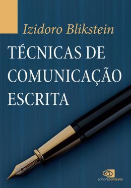 TECNICAS DE COMUNICACAO ESCRITA