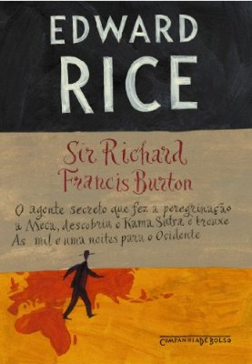 SIR RICHARD FRANCIS BURTON - BOLSO