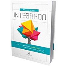 BIBLIA DE ESTUDO INTEGRADA