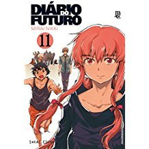 DIARIO DO FUTURO - VOL. 11