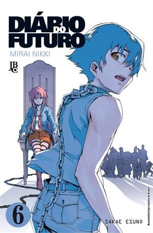 DIARIO DO FUTURO - VOL. 06