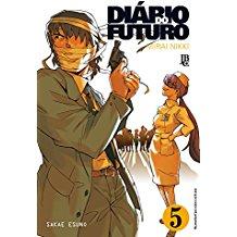 DIARIO DO FUTURO - VOL. 05