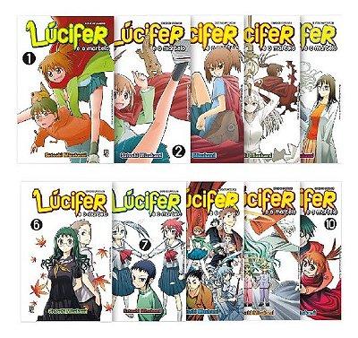 LUCIFER E O MARTELO  - VOLS. 1 A 10