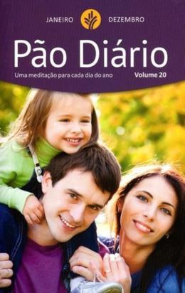 PAO DIARIO - VOL.20 (CAPA FAMILIA)