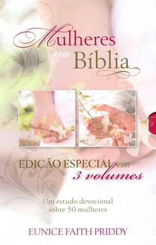 BOX - MULHERES NA BIBLIA - 3 VOLS.