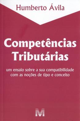 COMPETENCIAS TRIBUTARIAS - 01ED/18