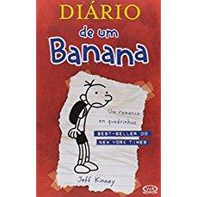 Diario De Um Banana-vol.01-romance Quadrinhos