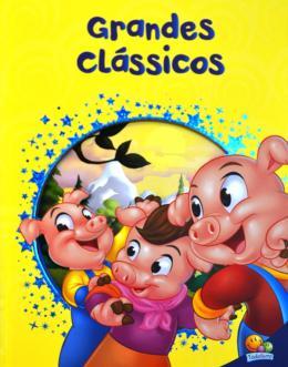 GRANDES CLASSICOS: TRES PORQ.,OS-ALICE-CORCUNDA, O