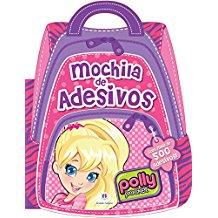 POLLY - MOCHILA DE ADESIVOS
