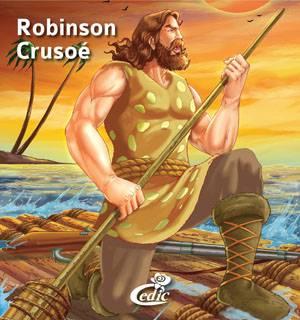 MEUS CLASSICOS FAVORITOS - ROBINSON CRUSOE
