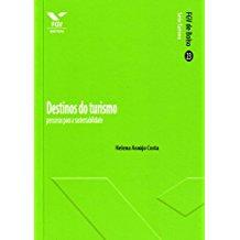 DESTINOS DO TURISMO - FGV DE BOLSO