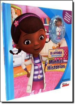 DISNEY - MINHAS HISTORIAS - DOUTORA BRINQUEDOS