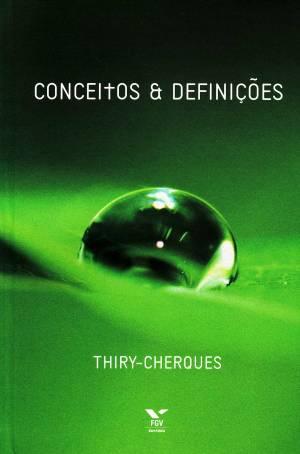 CONCEITOS E DEFINICOES