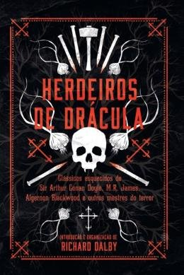 HERDEIROS DE DRACULA - CAPA DURA