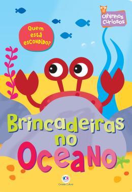 OLHINHOS CURIOSOS BRINCADEIRAS NO OCEANO