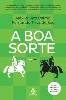 BOA SORTE, A - (CAPA NOVA)