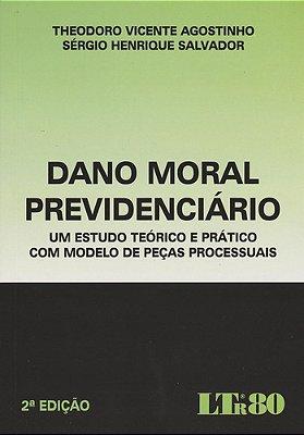 DANO MORAL PREVIDENCIARIO 2ED/16
