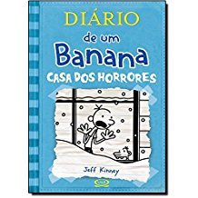 DIARIO DE UM BANANA-VOL.06-CASA DOS HORRORES