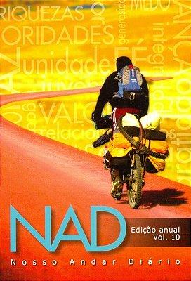 NOSSO ANDAR DIARIO - VOL.10 - CAPA TRADICIONAL