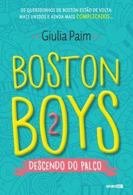 BOSTON BOYS - LIVRO 2