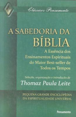 SABEDORIA DA BIBLIA, A