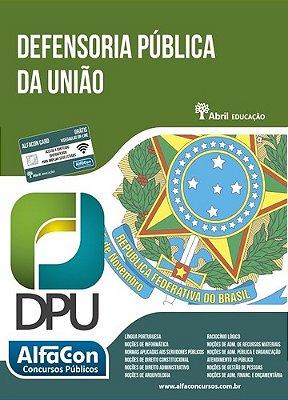 DEFENSORIA PUBLICA DA UNIAO - DPU - 01ED/15