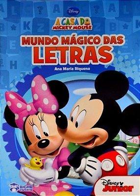 DISNEY - MUNDO MAGICO DAS LETRAS