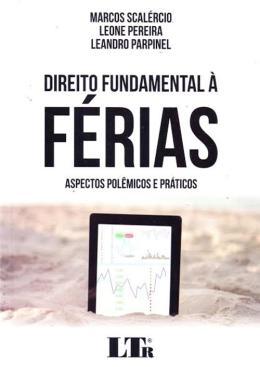 DIREITO FUNDAMENTAL A FERIAS - 01ED/17