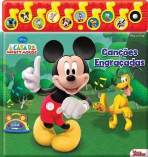 CANCOES ENGRACADAS - A CASA DO MICKEY MOUSE
