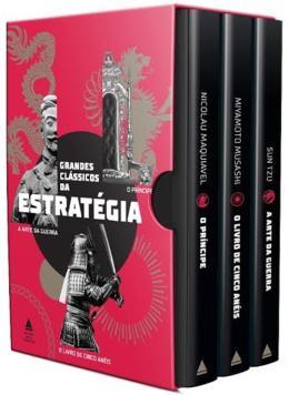 GRANDES CLASSICOS DA ESTRATEGIA
