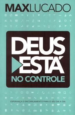 DEUS ESTA NO CONTROLE - (SEM ADESIVO)