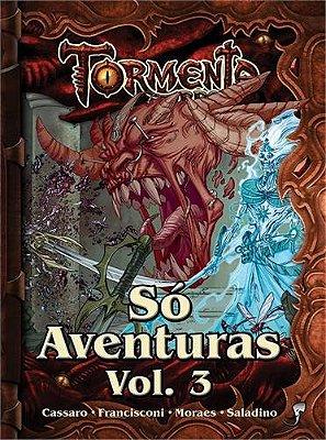 TORMENTA - SO AVENTURAS - VOL. 3