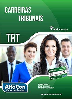 CARREIRAS TRIBUNAIS - TRT - 01ED/14