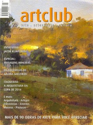 ART CLUB VOL.03 ARTE - ARTESANATO - CULTURA