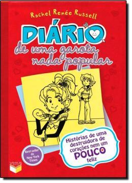 DIARIO DE UMA GAROTA NADA POP. VOL. 06 VERMELHO