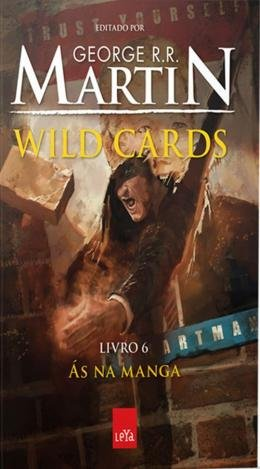 WILD CARDS - VOL.6 - AS NA MANGA