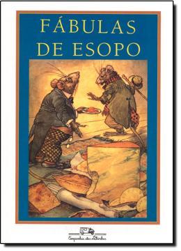 FABULAS DE ESOPO - (6299)