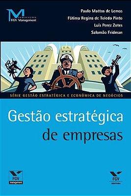 GESTAO ESTRATEGICA DE EMPRESAS - 01ED