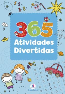 365 ATIVIDADES DIVERTIDAS - (7566)