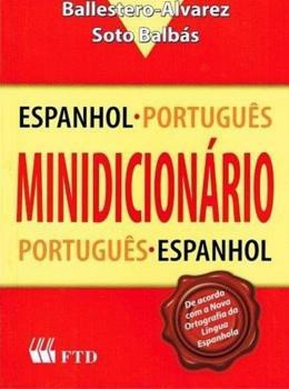 MINIDICIONARIO ESPANHOL-PORTUGUES/PORTUGUES-ESPANHOL