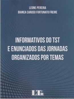 INFORMATIVOS TST EN.DAS JORN. ORG. P. TEMAS 01D/17