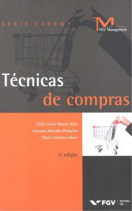 TECNICAS DE COMPRAS - 02ED/16