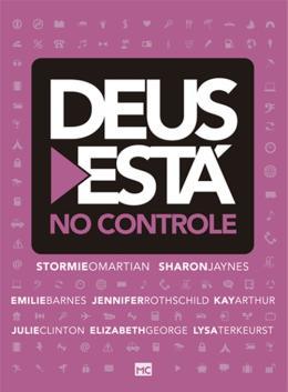 DEUS ESTA NO CONTROLE - BOLSO