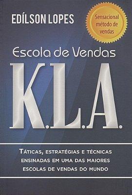ESCOLA DE VENDAS K.L.A. - (8824)