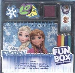 DISNEY FUN BOX - FROZEN