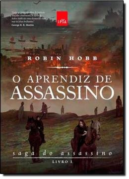 APRENDIZ DE ASSASSINO, O - VOL. 1
